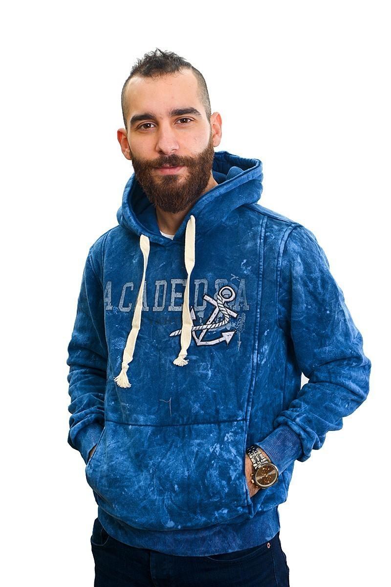DAS Saks DS-N01HR065 Kapşonlu Erkek Sweatshirt