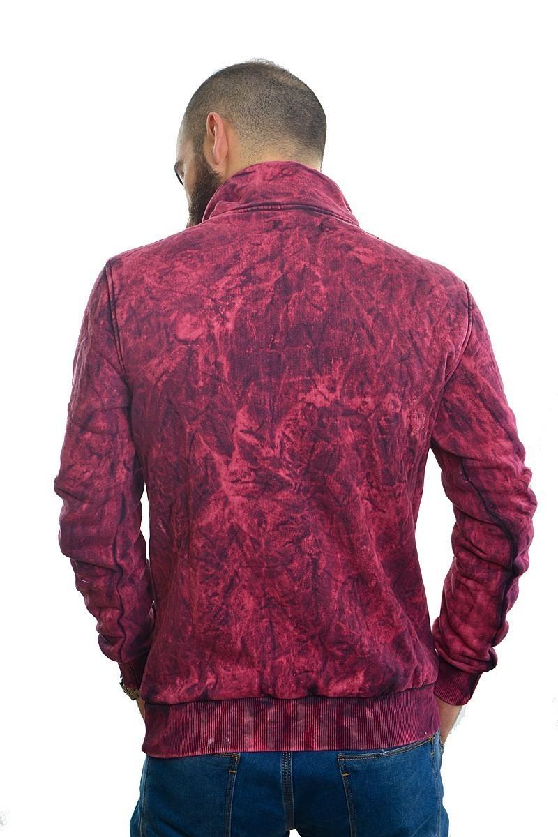 DAS Bordo DS-N01HR062 Erkek Sweatshirt