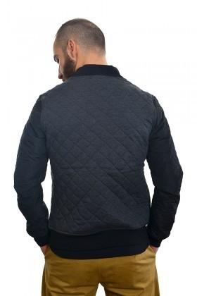DAS Antrasit DS-SW2422 Erkek Sweatshirt