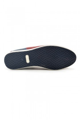 Pandew Lacivert PNDW-630 Hakiki Deri Erkek Ayakkabı