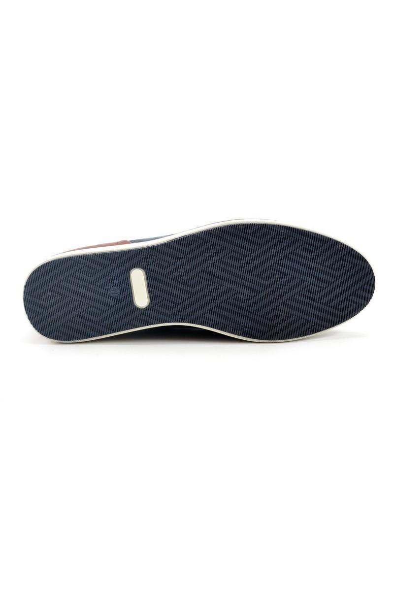 Pandew Bordo PNDW-630 Hakiki Deri Erkek Ayakkabı