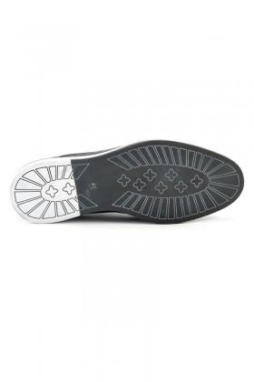 Pandew Bordo PNDW-623 Hakiki Deri Erkek Ayakkabı