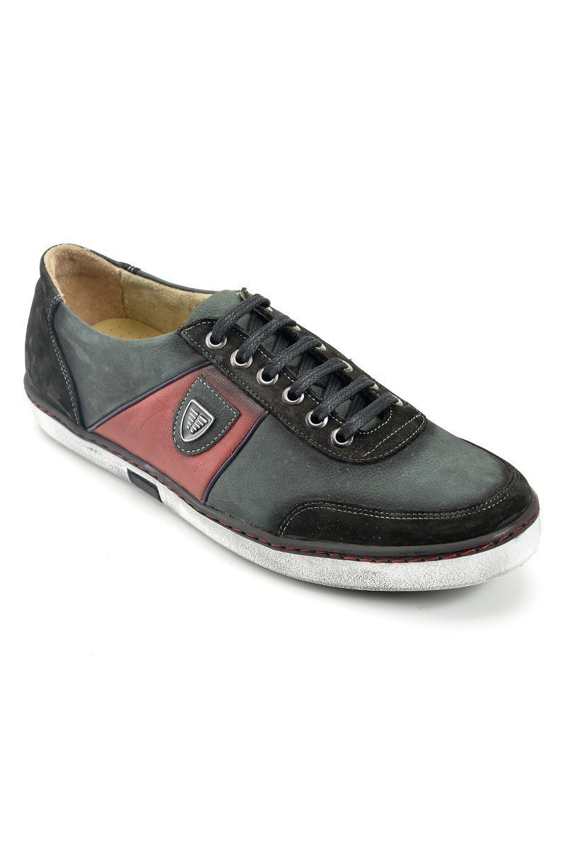 Pandew Füme PNDW-556 Hakiki Deri Erkek Ayakkabı