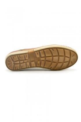 Pandew Kahverengi PNDW-556 Hakiki Deri Erkek Ayakkabı