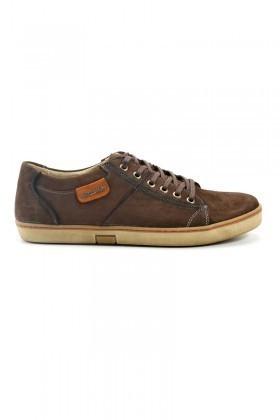 Pandew Kahverengi PNDW-553 Hakiki Deri Erkek Ayakkabı