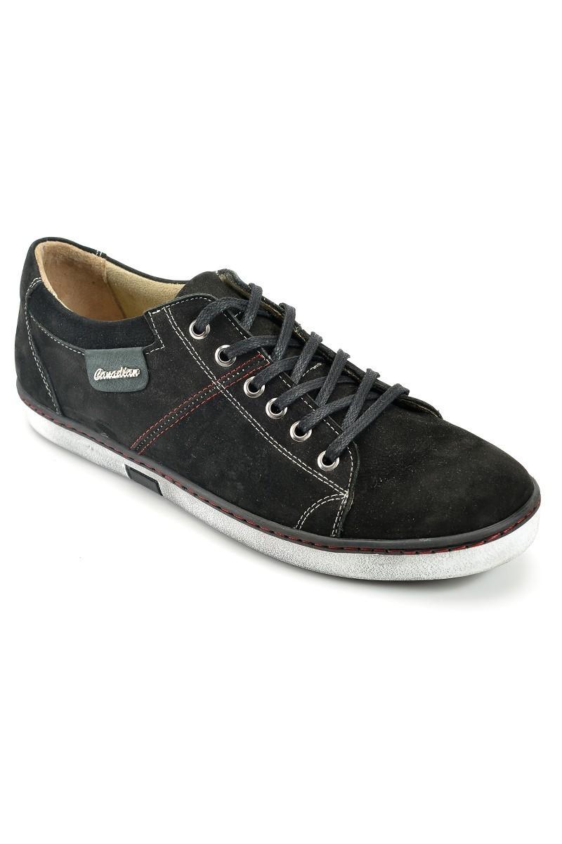 Pandew Siyah PNDW-553 Hakiki Deri Erkek Ayakkabı