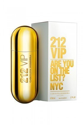 Carolina Herrera 8411061711767 212 Vip Bayan Edp 80 mL