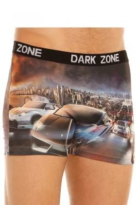 Dark Zone Karışık Renkli DZN-1055 3D Erkek Boxer