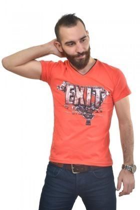 MTT Nar Çiçeği MTT-239 Erkek Tişört