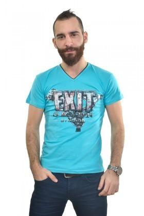 MTT Turkuaz MTT-237 Erkek Tişört
