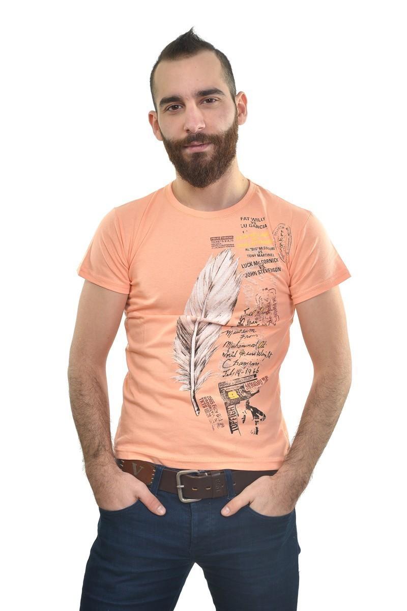 MTT Turuncu MTT-213 Erkek Tişört