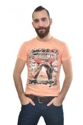 MTT Turuncu MTT-209 Erkek Tişört