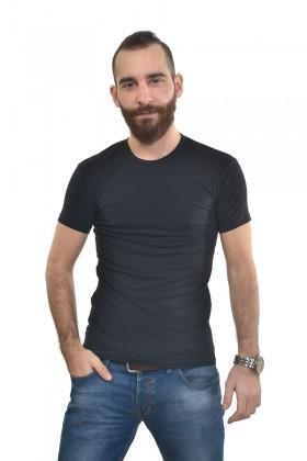 MTT Siyah MTT-152 Erkek Tişört