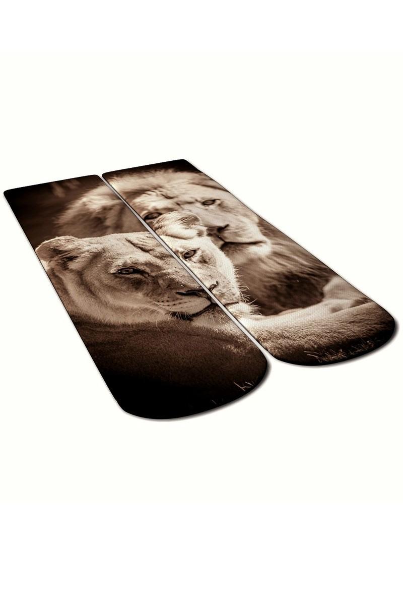 Baskido Siyah BSD-SO0120 Pride Soket Çorap