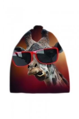 Baskido Karışık Renkli BSD-BE0104 Cool Giraffe Bere