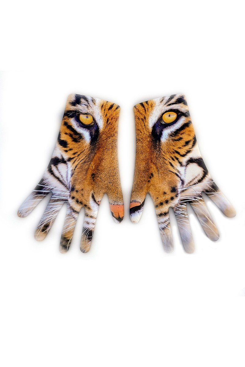 Baskido Karışık Renkli BSD-EL0111 El Tigre Eldiven