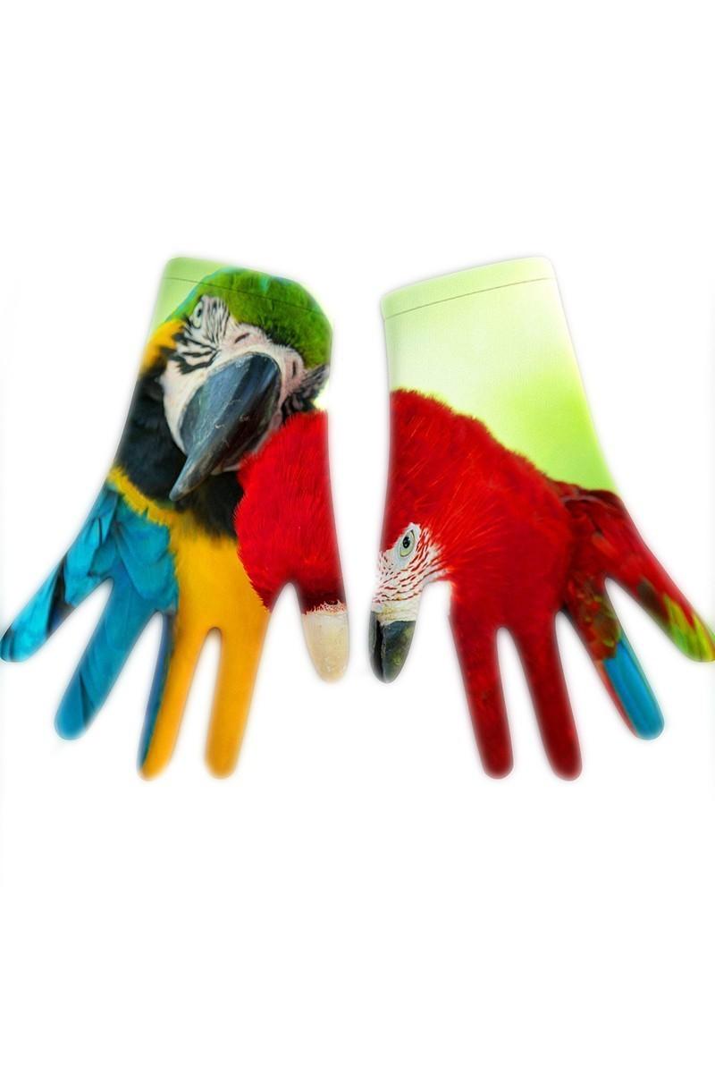 Baskido Karışık Renkli BSD-EL0108 Couple Eldiven