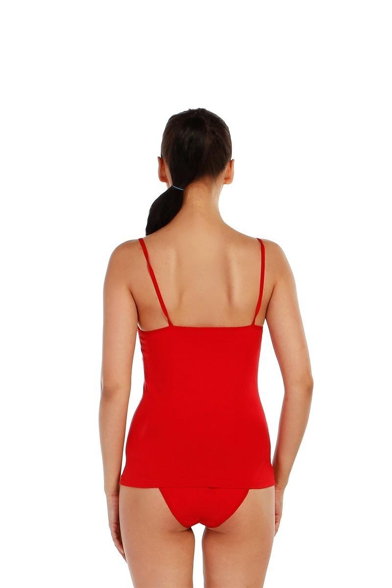 Dark Zone Kırmızı DZ-1064K Bayan Atlet Takım