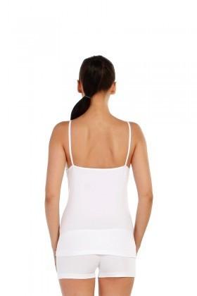 Dark Zone Beyaz DZ-1056B Bayan Atlet Takım