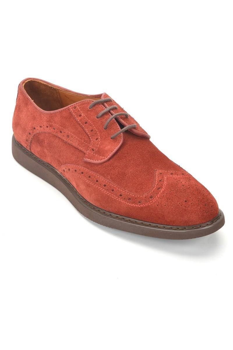Wenetti Kiremit WNT-1113 Hakiki Deri Erkek Ayakkabı