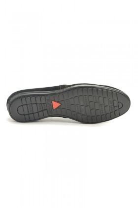 Slender Siyah SLDR-1888 Erkek Ayakkabı