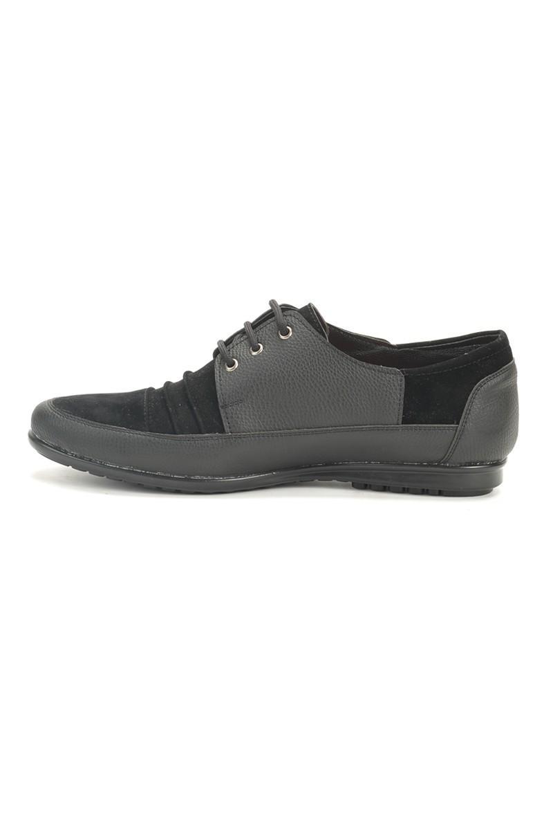 Slender Siyah SLDR-105 Erkek Ayakkabı