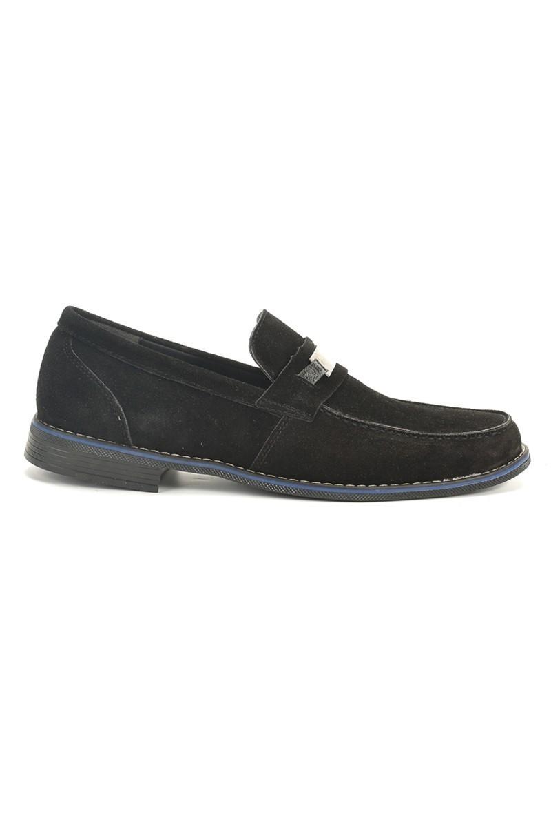 Ege Siyah EG-3050 Hakiki Deri Erkek Ayakkabı