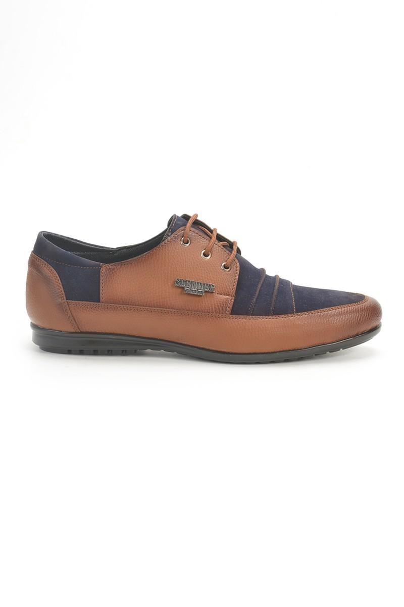 Slender Kahverengi SLDR-105 Erkek Ayakkabı