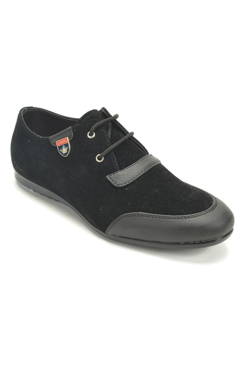Slender Siyah SLDR-881 Erkek Ayakkabı