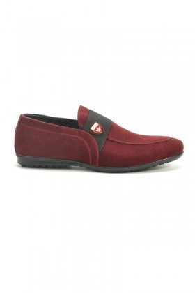 Slender Bordo SLDR-825 Erkek Ayakkabı