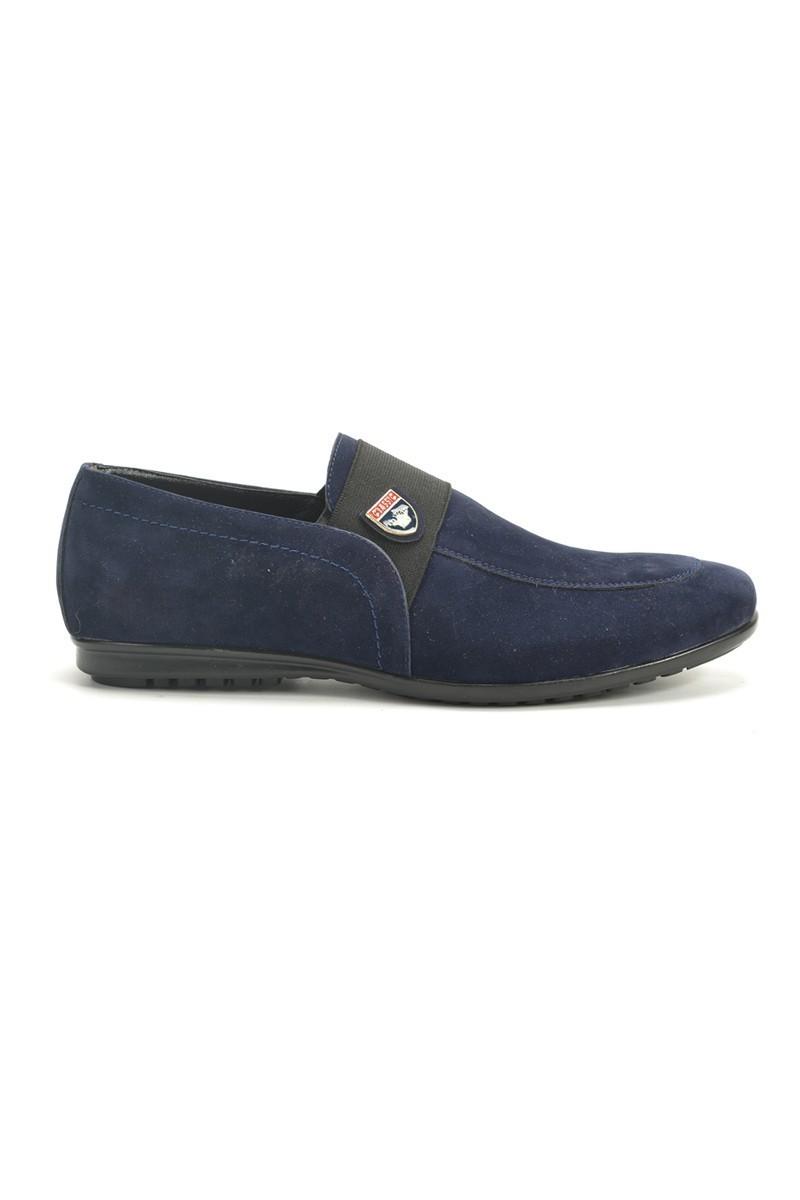 Slender Lacivert SLDR-825 Erkek Ayakkabı