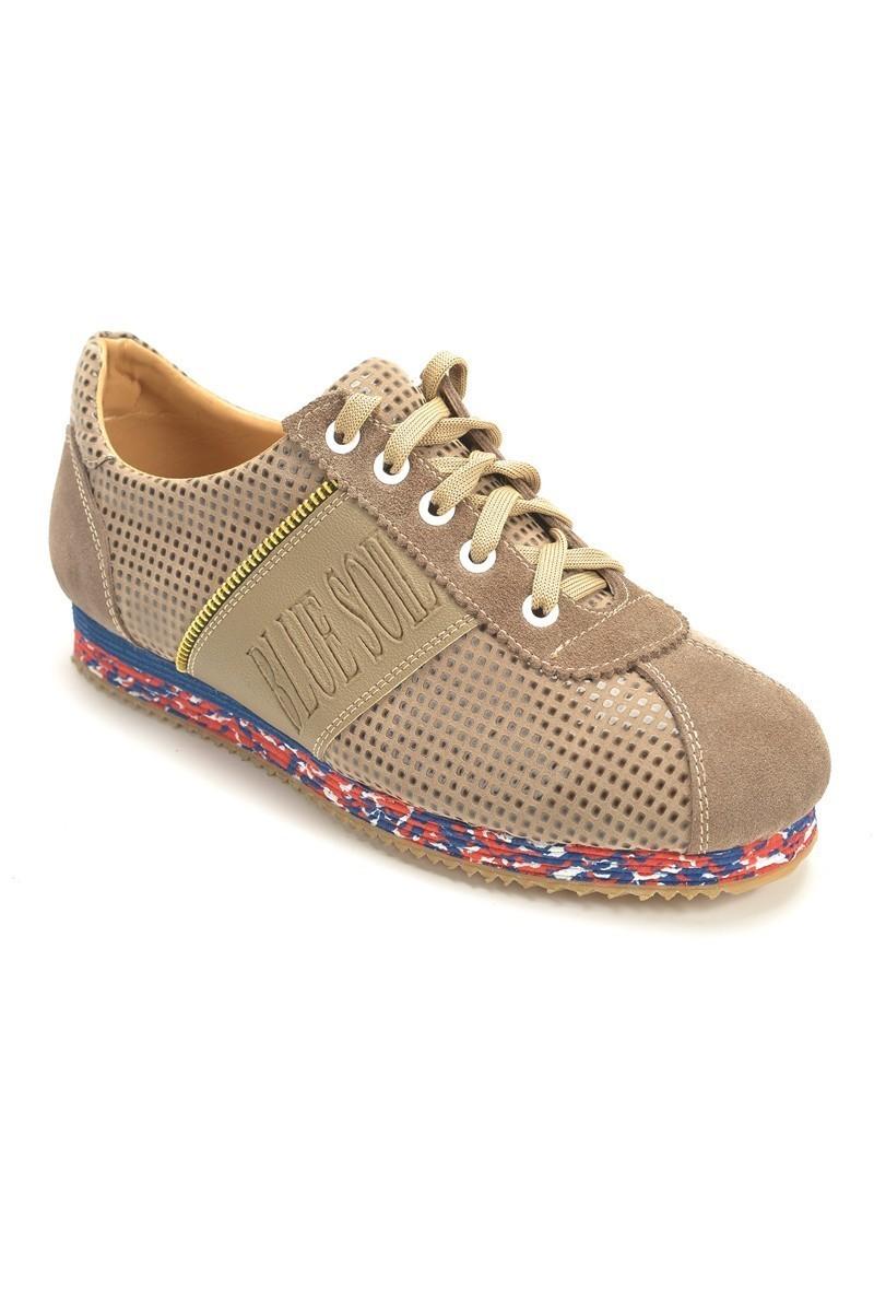 BLUESOIL Bej BS-1010 Erkek Ayakkabı