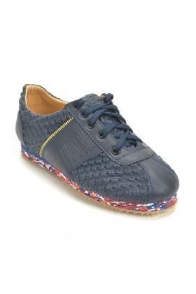 BLUESOIL Lacivert BS-500 Erkek Ayakkabı
