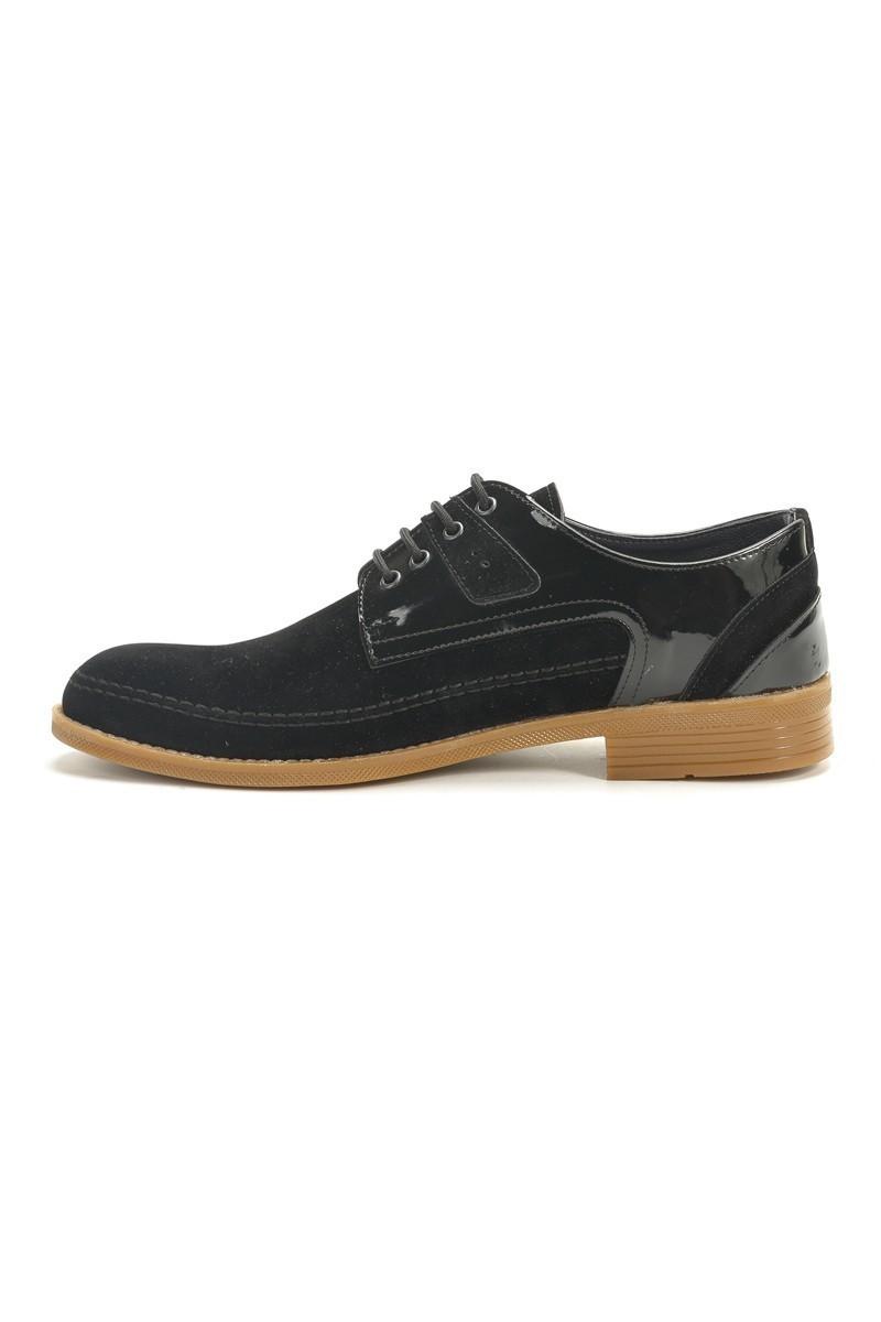 Polomen Siyah PLM-1044 Erkek Ayakkabı