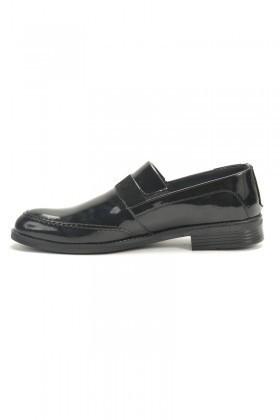 Polomen Siyah PLM-1067 Erkek Ayakkabı