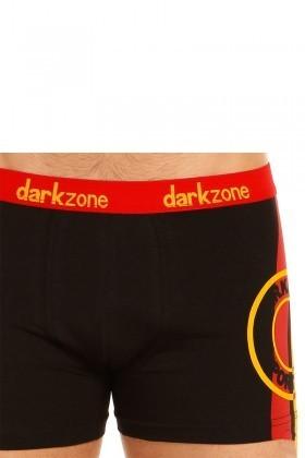 Dark Zone Siyah DZN-5101 Erkek Boxer