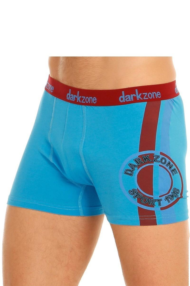 Dark Zone Turkuaz DZN-5505 Erkek Boxer