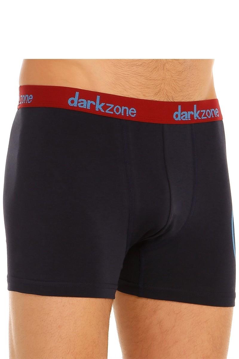 Dark Zone Lacivert DZN-5504 Erkek Boxer