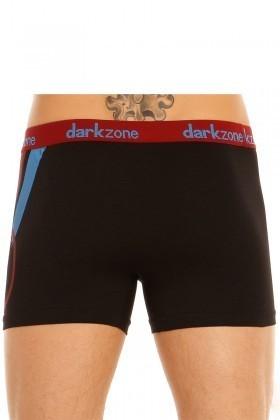 Dark Zone Siyah DZN-5501 Erkek Boxer