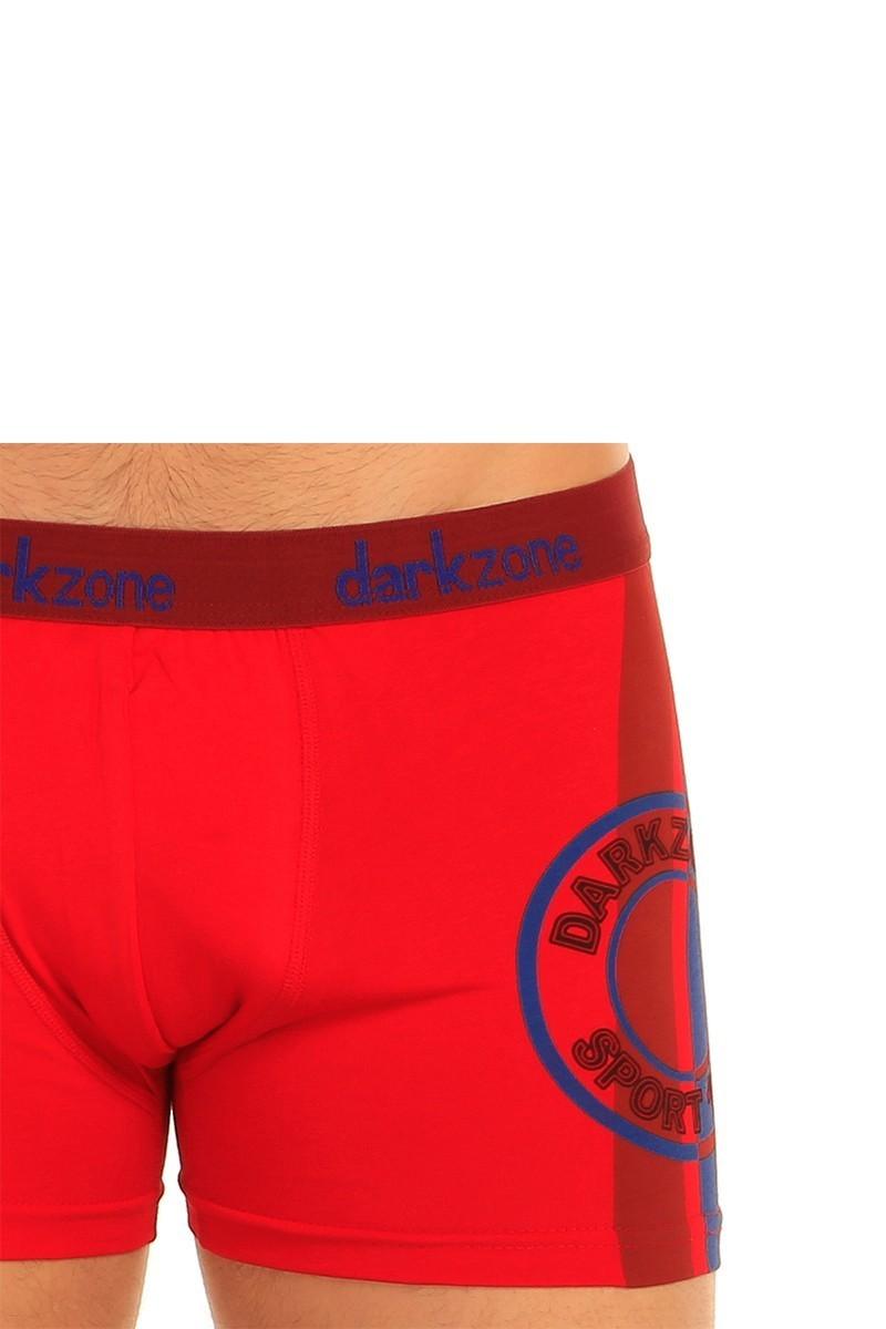 Dark Zone Kırmızı DZN-5406 Erkek Boxer