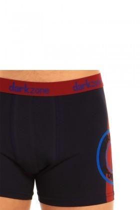 Dark Zone Lacivert DZN-5404 Erkek Boxer