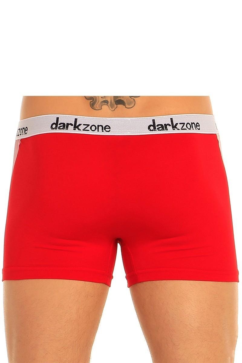 Dark Zone Kırmızı DZN-5306 Erkek Boxer