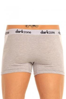Dark Zone Gri DZN-5303 Erkek Boxer