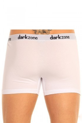 Dark Zone Beyaz DZN-5302 Erkek Boxer