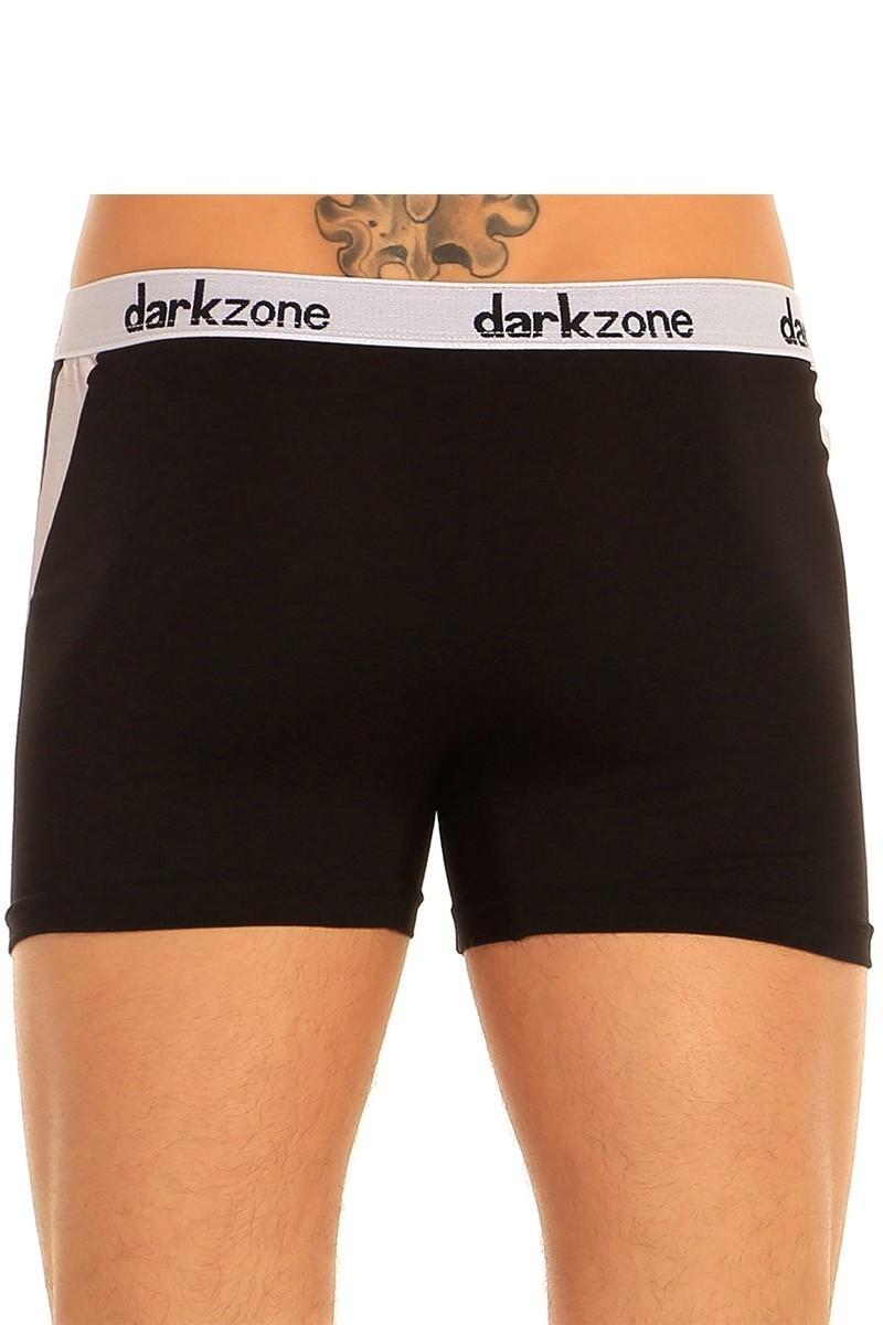 Dark Zone Siyah DZN-5301 Erkek Boxer