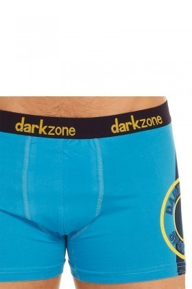 Dark Zone Turkuaz DZN-5205 Erkek Boxer