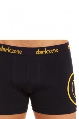Dark Zone Lacivert DZN-5204 Erkek Boxer