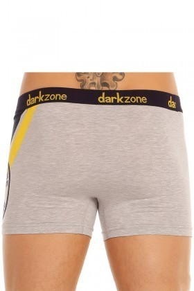 Dark Zone Gri DZN-5203 Erkek Boxer
