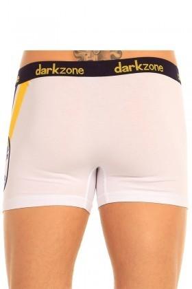 Dark Zone Beyaz DZN-5202 Erkek Boxer