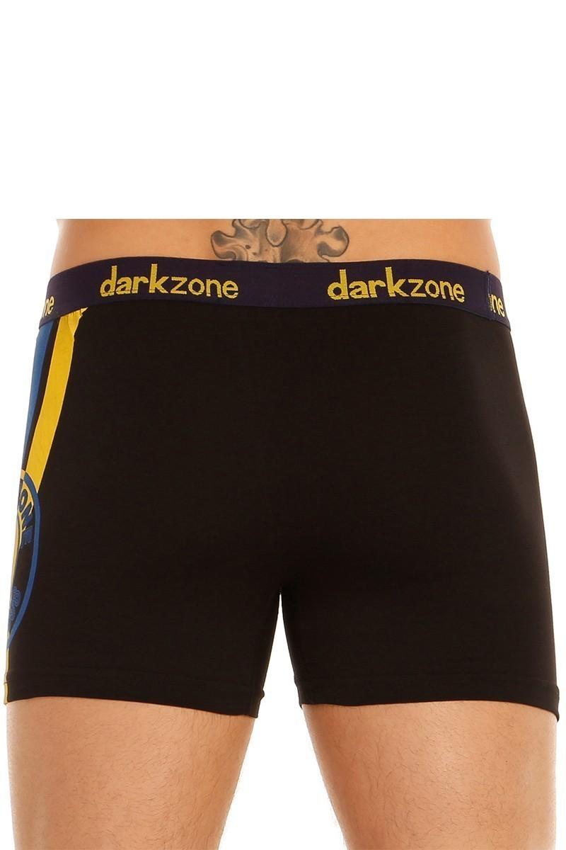 Dark Zone Siyah DZN-5201 Erkek Boxer